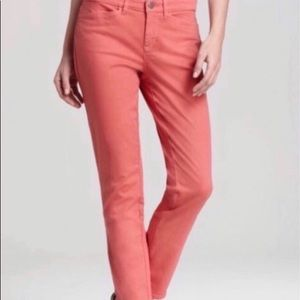 EILEEN FISHER Organic Cotton Skinny Jeans Size 10